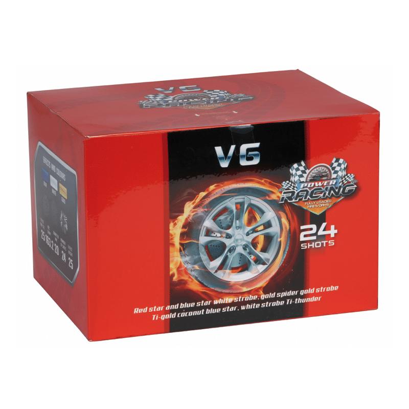 V6 Batteri